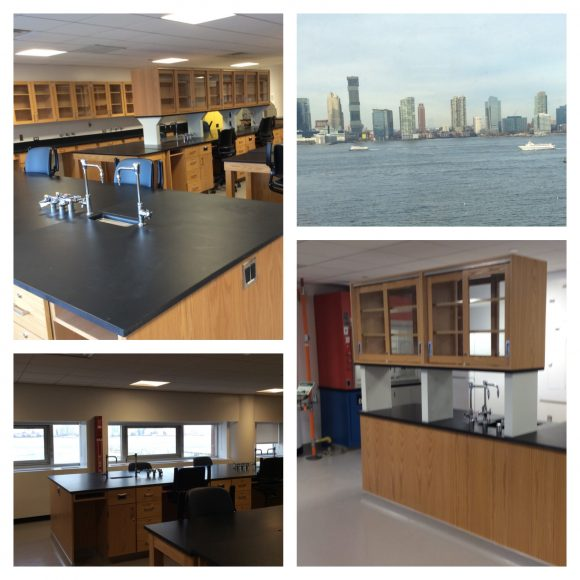 Research lab at BMCC.
